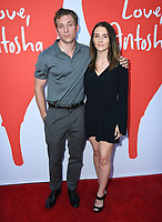 "30 July 2019 - Hollywood, California - Jeremy Allen White. ""Love, Antosha"" Los Angeles Premiere held at Arclight Hollywood. Photo Credit: Birdie Thompson/AdMedia"