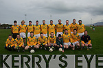 'The East' Loosers  of Fundraising  Castlegregory Parish Final played on 28th Dec 2009.not all name available...