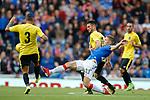 18.07.2019: Rangers v St Joseph's: Greg Docherty