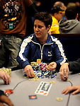 Chip leader Vanessa Selbst on Day 4.