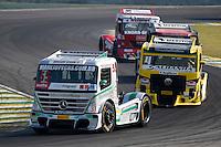 SÃO PAULO, SP, 31.07.2016 - FÓRMULA TRUCK - Piloto Paulo Salustiano durante sexta etapa da Fórmula Truck, realizado no Autódromo de Interlagos em São Paulo, na tarde deste domingo, 31.(Foto: Levi Bianco/Brazil Photo Press)