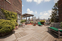 Roof Deck 302 West 12th Street