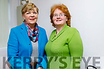 Margaret Savage and Sarah Roche Office staff of Kingdom Mart Tralee