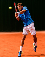 PABLO CARRENO BUSTA (ESP)<br /> <br /> TENNIS - FRENCH OPEN - ROLAND GARROS - ATP - WTA - ITF - GRAND SLAM - CHAMPIONSHIPS - PARIS - FRANCE - 2018  <br /> <br /> <br /> <br /> &copy; TENNIS PHOTO NETWORK
