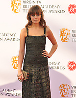 Ella Purnell at the Virgin TV British Academy (BAFTA) Television Awards 2018, Royal Festival Hall, Belvedere Road, London, England, UK, on Sunday 13 May 2018.<br /> CAP/CAN<br /> &copy;CAN/Capital Pictures