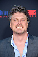 """LOS ANGELES, USA. August 14, 2019: Johannes Roberts  at the premiere of """"47 Meters Down: Uncaged"""" at the Regency Village Theatre.<br /> Picture: Paul Smith/Featureflash"""