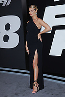 www.acepixs.com<br /> April 8, 2017  New York City<br /> <br /> Rosie Huntington-Whiteley attending 'The Fate Of The Furious' New York premiere at Radio City Music Hall on April 8, 2017 in New York City.<br /> <br /> Credit: Kristin Callahan/ACE Pictures<br /> <br /> <br /> Tel: 646 769 0430<br /> Email: info@acepixs.com