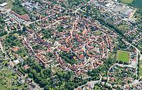 Osterwiek: DEUTSCHLAND, SACHSEN-ANHALT, (GERMANY, SAXONY-ANHALT), 17.04.2012: Osterwieck ist eine Stadt im Landkreis Harz in Sachsen-Anhalt (Deutschland). Die Stadt liegt am Südhang des Großen Fallsteins und am rechten Ufer der Ilse.