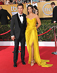 Camila Alves and Matthew McConaughey  at The 20th SAG Awards held at The Shrine Auditorium in Los Angeles, California on January 18,2014                                                                               © 2014 Hollywood Press Agency