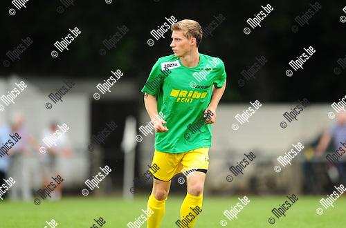 2014-07-20 / Voetbal / seizoen 2014-2015 / Sint-Lenaarts / Niels Wosky<br /><br />Foto: mpics.be