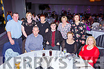 Ian O'Connell Killarney with his family at the Kerry Council awards in the Gleneagle Hotel on Friday night