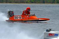 186-W   (Outboard Hydroplanes)