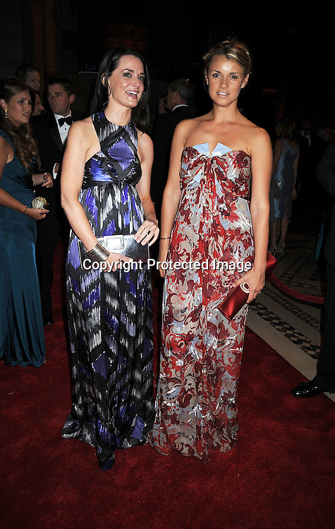 Annie Chu and Allison Aston .at The 9TH Annual New Yorkers for Children Fall Gala on September 16, 2008 at Ciprianis 42nd Street. ..Robin Platzer, Twin Images