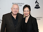 Nick Costa and Lynn Ahrens attends the 61st Annual Grammy Nominee Celebration at Second on January 28, 2019 in New York City.