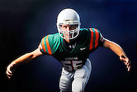 2011 Kettle Run Male Athlete of the Year Zach Phillips.
