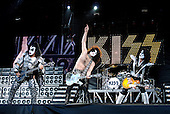 Jun 13, 2008: KISS - Download Festival - Day One