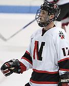 Carter Lee - The Boston College Eagles and Northeastern University Huskies tied at 1 on Saturday, October 22, 2005, at Matthews Arena in Boston, Massachusetts.