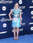 "Willow Shields attends The World Premiere of Disney's ""Maleficent"" held at The El Capitan Theatre in Hollywood, California on May 28,2014                                                                               © 2014 Hollywood Press Agency"