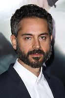 "WESTWOOD, CA, USA - FEBRUARY 24: Omar Metwally at the World Premiere Of Universal Pictures And Studiocanal's ""Non-Stop"" held at Regency Village Theatre on February 24, 2014 in Westwood, Los Angeles, California, United States. (Photo by Xavier Collin/Celebrity Monitor)"