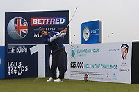 Gonzalo Fdez-Castano (ESP) and on the 10th tee during the Pro-Am of the Betfred British Masters 2019 at Hillside Golf Club, Southport, Lancashire, England. 08/05/19<br /> <br /> Picture: Thos Caffrey / Golffile<br /> <br /> All photos usage must carry mandatory copyright credit (&copy; Golffile | Thos Caffrey)
