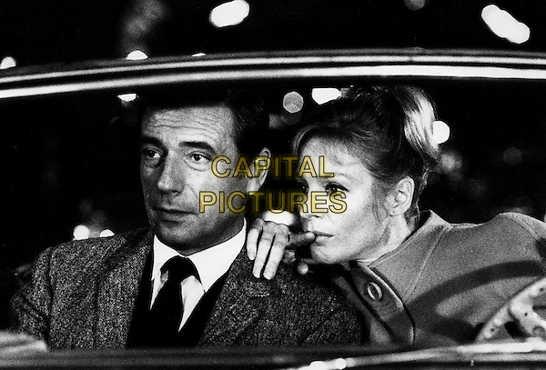 Yves Montand, Ingrid Thulin<br /> in The War Is Over (1966) <br /> (La guerre est finie)<br /> *Filmstill - Editorial Use Only*<br /> CAP/FB<br /> Image supplied by Capital Pictures