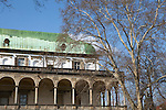 Summer Royal Palace (Letohrádek) with Renaissance style architecture, Prague Castle area, Hradcany, Prague, Czech Republic, Europe