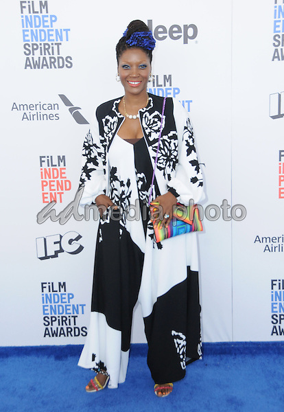 25 February 2017 - Santa Monica, California - Yolanda Ross. 2017 Film Independent Spirit Awards held held at the Santa Monica Pier. Photo Credit: Birdie Thompson/AdMedia