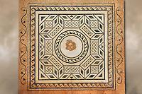 2nd - 3rd century Roman Mosaic from the Alcazar of Cordoba, Spain