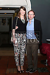 Shauna Maguire and Kevin Kennedy at the Drogheda Boys Anniversary Dinner.<br /> <br /> Photo: Jenny Matthews