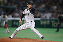 Hirotoshi Masui (JPN), <br /> MARCH 14, 2017 - WBC : 2017 World Baseball Classic Second Round Pool E Game between Japan 8-5 Cuba at Tokyo Dome in Tokyo, Japan. <br /> (Photo by Sho Tamura/AFLO SPORT)