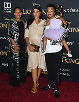 "09 July 2019 - Hollywood, California - Chance the Rapper. Disney's ""The Lion King"" Los Angeles Premiere held at Dolby Theatre. Photo Credit: Birdie Thompson/AdMedia"