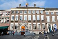 Nederland Breda  2015 . het Stadhuis van Breda.  Foto Berlinda van Dam / Hollandse Hoogte