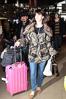 PAP1112PA307.LANA DEL REY ARRIVES IN PARIS BY EUROSTAR FROM LONDON..PAP1112PA307.LANA DEL REY ARRIVES IN PARIS BY EUROSTAR FROM LONDON.. /NortePhoto
