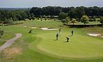 GROESBEEK - Groesbeekse Baan Oost hole  4 Golfbaan Het Rijk van Nijmegen. COPYRIGHT  KOEN SUYK