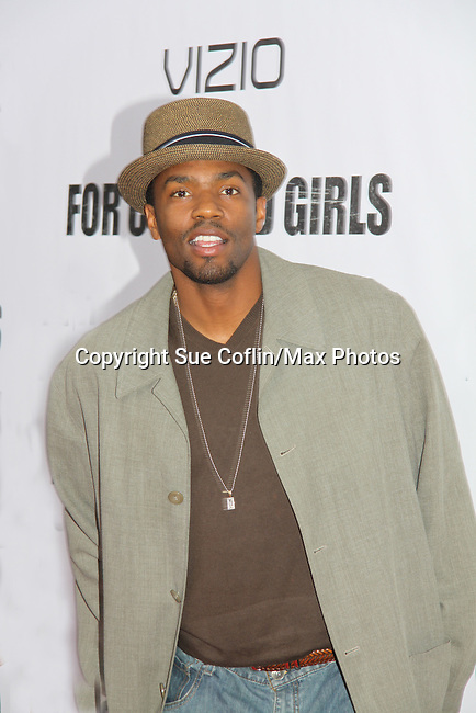 "attending The New York Special Screening of Tyler Perry's next film ""For Colored Girls"" on October 25, 2010 at the Ziegfield Theater, New York City, New York. (Photo by Sue Coflin/Max Photos)"