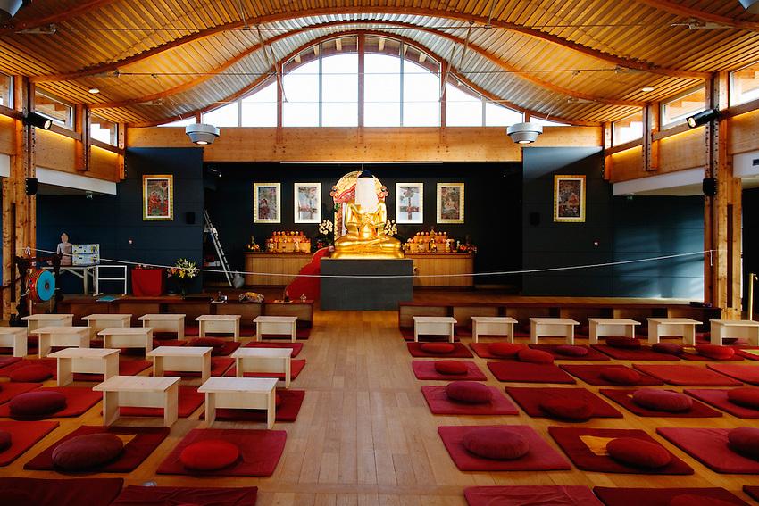 Visite exceptionnelle de Karmapa