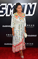 Courtney A. Kemp at the Los Angeles premiere of &quot;BlacKkKlansman&quot; at the Academy's Samuel Goldwyn Theatre, Beverly Hills, USA 08 Aug. 2018<br /> Picture: Paul Smith/Featureflash/SilverHub 0208 004 5359 sales@silverhubmedia.com