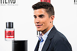 "World Championship Motorcyclist Marc Marquez present his new fragrance ""Hero Sport"" at Casa del Lector in Madrid. October 05, Spain. 2016. (ALTERPHOTOS/BorjaB.Hojas)"