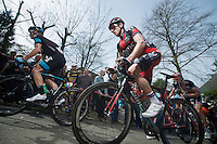 77th Flèche Wallonne 2013..Mathias Frank (CHE)