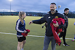 FA Community Awards Launch Event at Fishguard AFC with McDonalds football ambassador Ryan Giggs.<br /> 20.02.17<br /> ©Steve Pope - Sportingwales