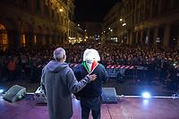 16.02.2020 - Sardine Demo In Rome - Navigando Verso Sud - Roma Città Aperta