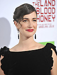 """Zana Marjanovic  attends """"In The Land Of Blood And Honey"""" Los Angeles Premiere held at The Arclight Theatre in Hollywood, California on December 08,2011                                                                               © 2011 Hollywood Press Agency"""