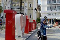 Tunisi, Settembre 2018<br /> Avenue Habib-Bourguiba