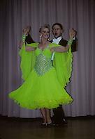 Ballroom dancing in Napier, New Zealand in 1995.