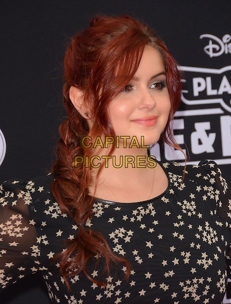 15 July 2014 - Hollywood, California - Ariel Winter. Arrivals for the premiere of Disney's &quot;Planes: Fire and Rescue&quot; held at the El Capitan Theater in Hollywood, Ca. <br /> CAP/ADM/BT<br /> &copy;BT/ADM/Capital Pictures
