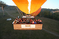 20140705 July 05 Hot Air Balloon Gold Coast