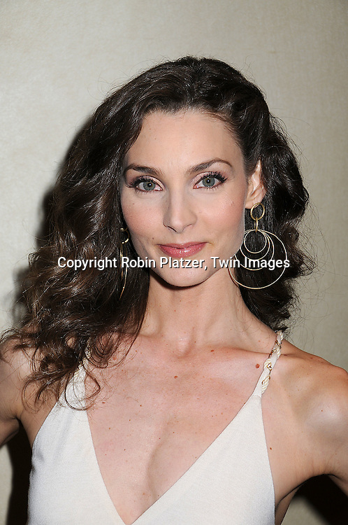 "Alicia Minshew, actress on "" All My Children"".at The HeartShare Human Services of New York Spring Gala and Auction on April 8, 2008 at The Marriott .Marquis Hotel in New York City. Cameron Mathison of ""All My Children""  and Tony Sirico of ""The Sopranos"" were honored. ..Robin Platzer, Twin Images"