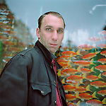 Will Self in 2001.