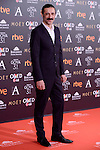 Nacho Fresneda attends to the Red Carpet of the Goya Awards 2017 at Madrid Marriott Auditorium Hotel in Madrid, Spain. February 04, 2017. (ALTERPHOTOS/BorjaB.Hojas)