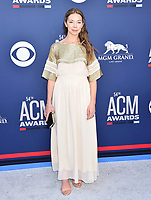 LAS VEGAS, CA - APRIL 07: Katlin Copperman attends the 54th Academy Of Country Music Awards at MGM Grand Hotel &amp; Casino on April 07, 2019 in Las Vegas, Nevada.<br /> CAP/ROT/TM<br /> &copy;TM/ROT/Capital Pictures